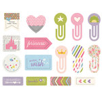 Simple Stories - Enchanted Collection - Decorative Clips