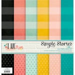 Simple Stories - I AM Collection - 12 x 12 Simple Basics Kit, COMING SOON