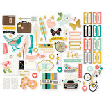 Simple Stories - I AM Collection - Bits and Pieces with Foil Accents, COMING SOON