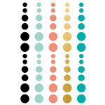 Simple Stories - I AM Collection - Enamel Dots, COMING SOON