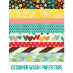 Simple Stories - We Are Family Collection - Washi Paper Tape
