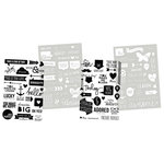 Simple Stories - DIY Collection - Clear Photo Stickers