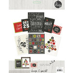 Simple Stories - DIY Christmas Collection - Frameables