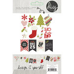 Simple Stories - DIY Christmas Collection - Bunting Banner