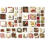 Simple Stories - SNAP Collection - Insta Square - Cozy Christmas