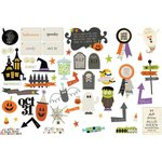 Simple Stories - Frankie and Friends Collection - Halloween - Bits and Pieces