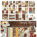 Simple Stories - Legacy Collection - 12 x 12 Collection Kit