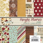 Simple Stories - Legacy Collection - 6 x 6 Paper Pad