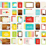 Simple Stories - SNAP Collection - 3 x 4 and 4 x 6 Cards - Good Day Sunshine
