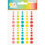 Simple Stories - Good Day Sunshine Collection - Enamel Dots