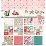 Simple Stories - Hugs and Kisses Collection - 12 x 12 Collection Kit
