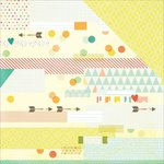 Simple Stories - Summer Vibes Collection - 12 x 12 Double Sided Paper - Sun Kissed
