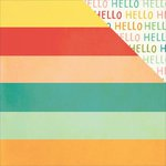 Simple Stories - Summer Vibes Collection - 12 x 12 Double Sided Paper - Oh Hello
