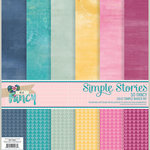 Simple Stories - So Fancy Collection - 12 x 12 Simple Basics Kit