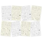Simple Stories - Life Documented Collection - Cardstock Stickers - Word Strip
