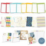 Simple Stories - SNAP Collection - 6 x 8 Album Dividers - Life Documented - Monthly