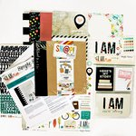 Simple Stories - I AM Collection - SNAP Binder Class Kit