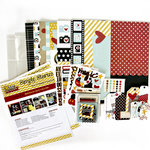 Simple Stories - Say Cheese II Collection - 12 x 12 Layout Class Kit