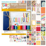 Simple Stories - Fresh Collection - SNAP Pack Class Kit