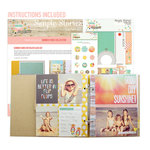Simple Stories - Summer Vibes Collection - Class Kit