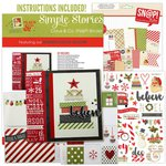 Simple Stories - Claus and Co Collection - Christmas - Class Kit