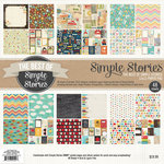 Simple Stories - The Best of Simple Stories 12 x 12 Paper Pad
