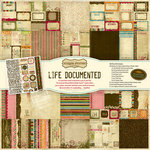 Memory Works - Simple Stories - Life Documented Collection - 12 x 12 Collection Pack, BRAND NEW