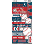 Moxxie - All Star Baseball Collection - Cardstock Stickers