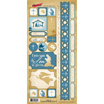 Moxxie - Faith Collection - Cardstock Stickers Elements 2
