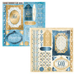 Moxxie - Faith Collection - Cardstock Die Cuts