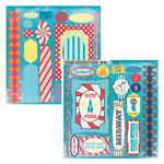 Moxxie - Midway Madness Collection - Cardstock Die Cuts