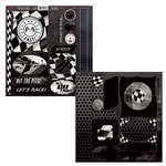 Moxxie - Racing Collection - Cardstock Die Cuts