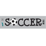 Moxxie - Soccer Collection - Rub Ons - Title