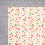 Wee Ones Collection - 12 x 12 Double Sided Paper - Butterfly Kisses by Moxxie