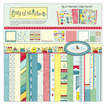 Nikki Sivils - My Lil' Monster Collection - 12 x 12 Collection Kit