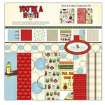 Nikki Sivils - You're A Hoot Collection - 12 x 12 Collection Kit