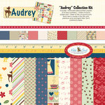 Nikki Sivils - Audrey Collection - 12 x 12 Collection Kit