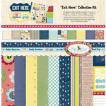 Nikki Sivils - Exit Here Collection - 12 x 12 Collection Kit