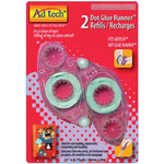 Adhesive Technologies - Dot Glue Runner Refill - Repositionable - 8.75 yards - 2 Pack