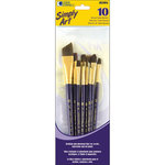 Loew-Cornell - Simply Art - Acrylic Brush Set