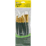 Loew-Cornell - Simply Art - Oil Brush Set