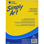 Loew-Cornell - Simply Art - 9 x 12 Watercolor Paper Pad