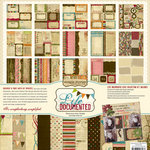 Memory Works - Simple Stories - Life Documented Collection - 12 x 12 Collection Kit