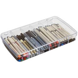 Art Bin - Prism Box - Six Compartment