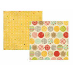 Memory Works - Simple Stories - 100 Days of Summer Collection - 12 x 12 Double Sided Paper - Hello Sunshine