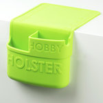 Holster Brands - Hobby Holster - Heat-Resistant Silicone Holder - Lime Green