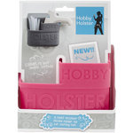 Holster Brands - Hobby Holster - Heat-Resistant Silicone Holder - Pink