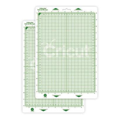 Provo Craft - Cricut Mini - 8.5 x 12 Cutting Mats