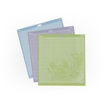 Provo Craft - Cricut - Explore - Personal Electronic Cutting System - 12 x 12 Adhesive Cutting Mats - Variety Pack