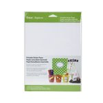Provo Craft - Cricut - Explore - Personal Electronic Cutting System - Printable Sticker Paper
